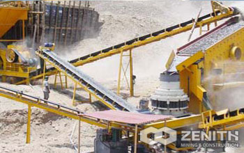 Gold ore milling equipment